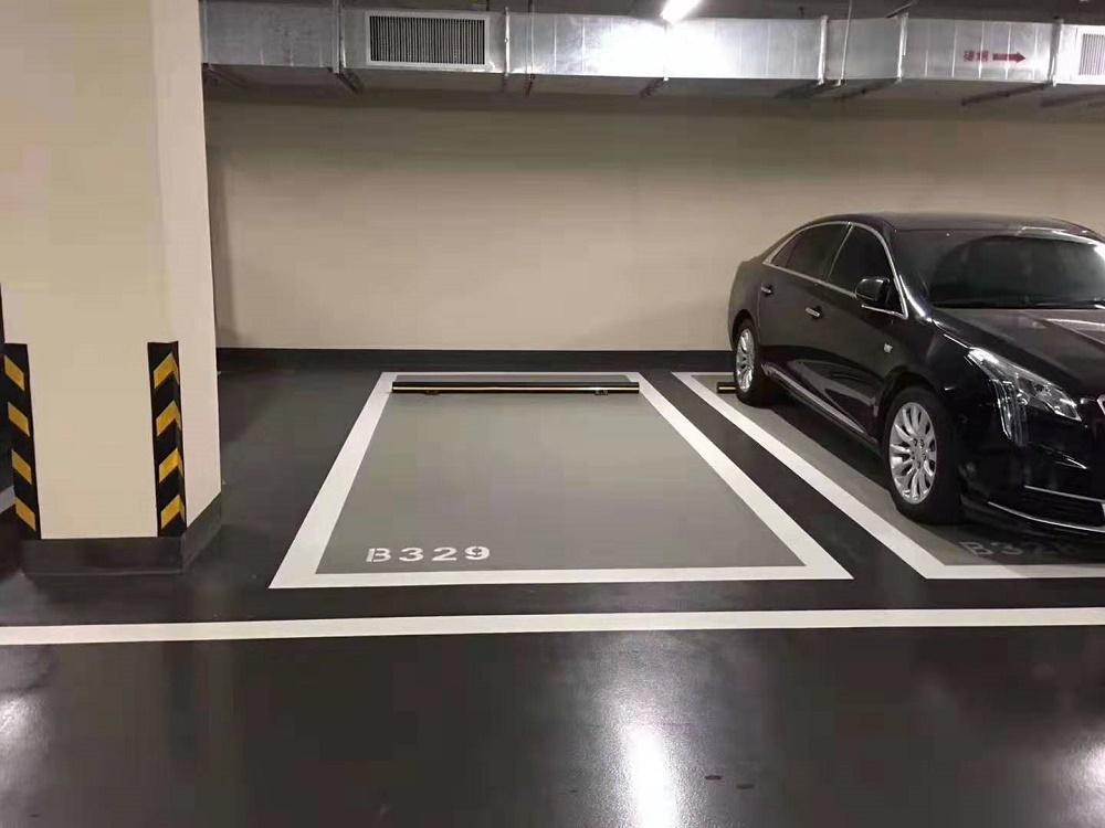 北京停车场划线公司